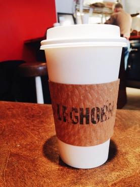 Leghorn coffee